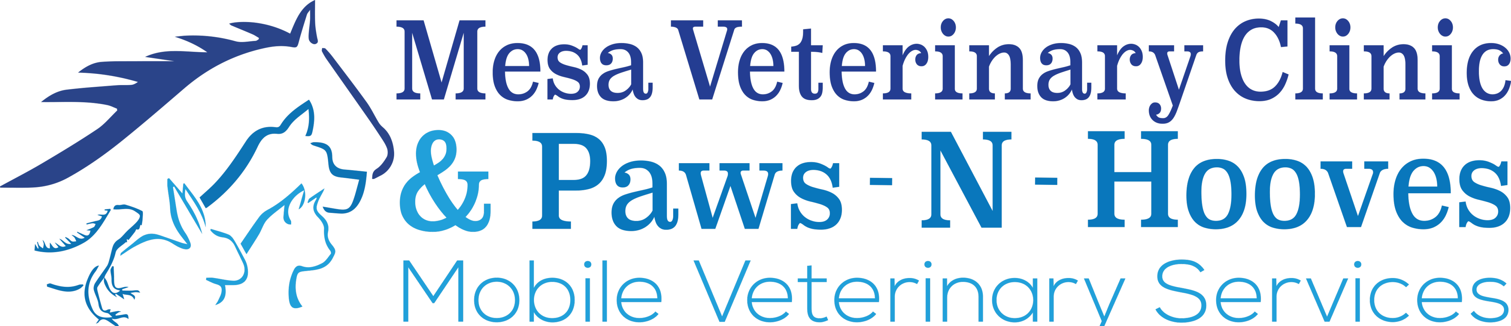 Mesa Veterinary Clinic & Paws N Hooves Mobile Vet